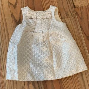Baby gap holiday dress